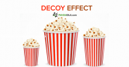 Menggenal teknik psikologi marketing, Decoy Effect