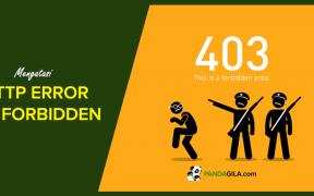 Cara Mengatasi HTTP Error 403 Forbidden di WordPress