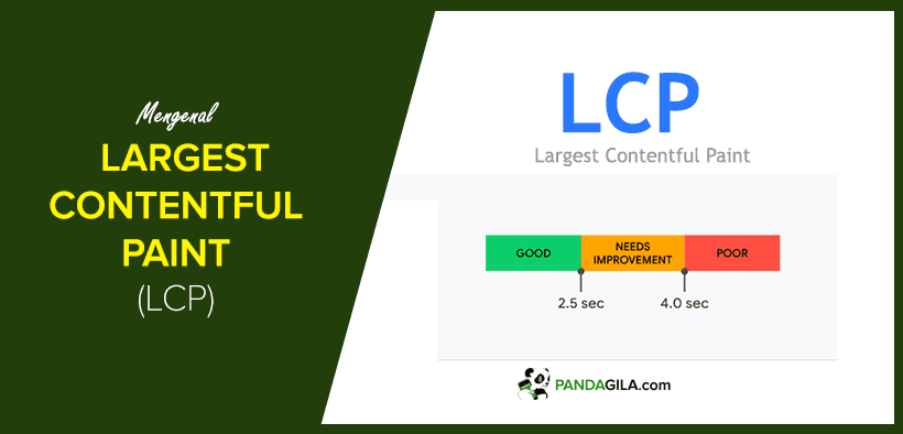 Optimasi Largest Contentful Paint/ LCP