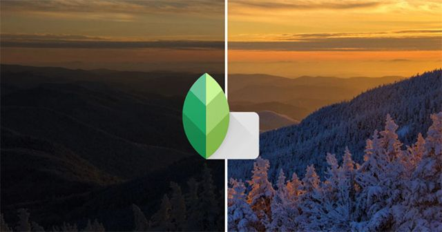 Snapseed, aplikasi edit foto