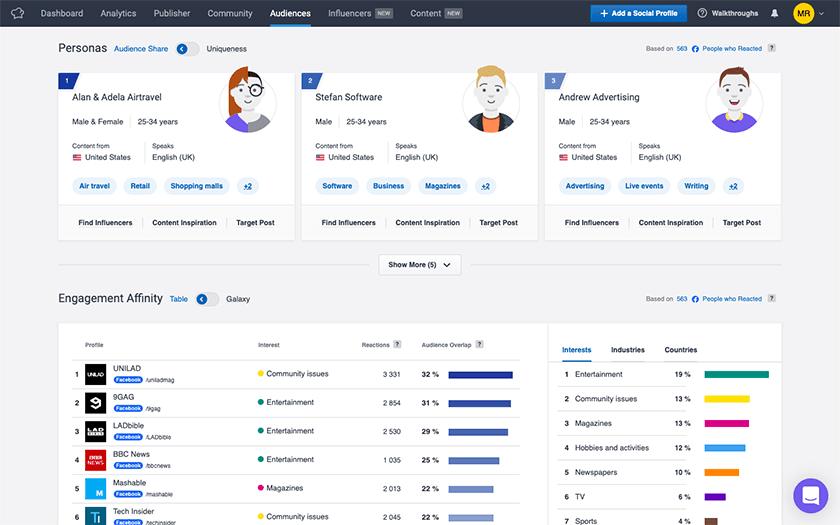 Social Bekers, tool Instagram Analytics
