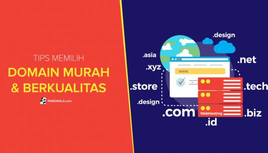 Tips memilih domain murah dan berkualitas