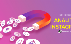Aplikasi analitik Instagram terbaik