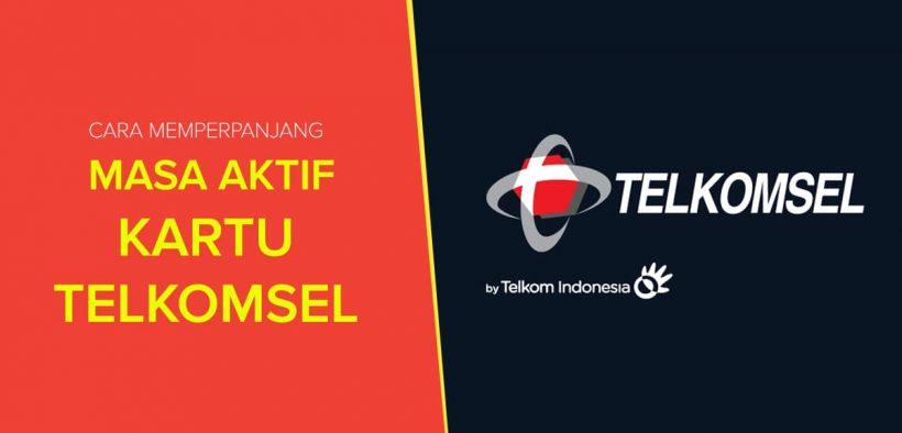 Cara memperpanjang masa aktif Telkomsel tanpa isi ulang pulsa