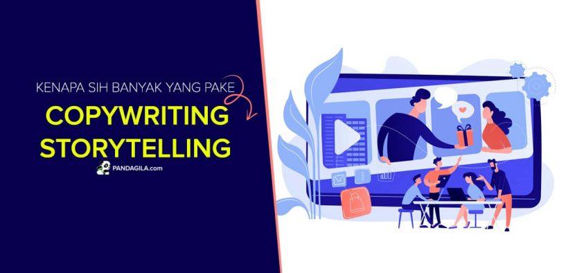 Cara membuat konten copywriting storytelling yang menjual