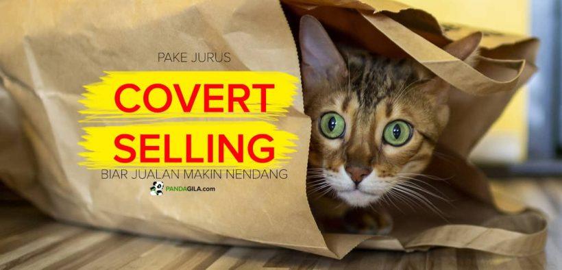 Apa itu Covert Selling dan Cara Membuat Covert Selling