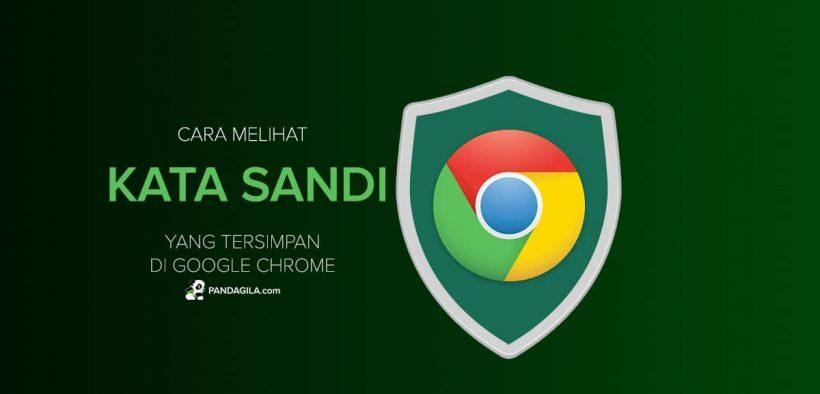 Cara melihat password tersimpan di Chrome