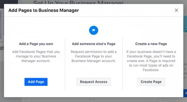 Cara Membuat fanpage di Bisnis Manajer Facebook