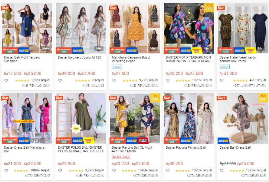 Foto produk marketplace yang berkualitas