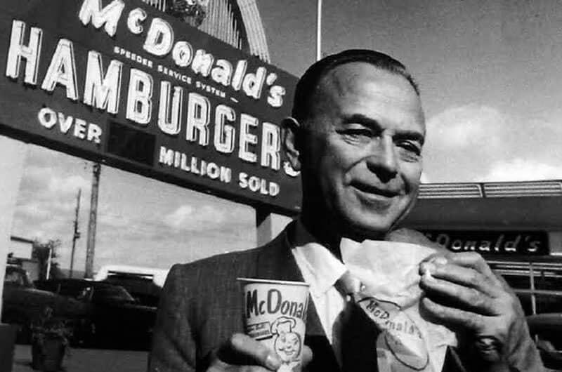 Kisah Ray Kroc, pendiri McDonald