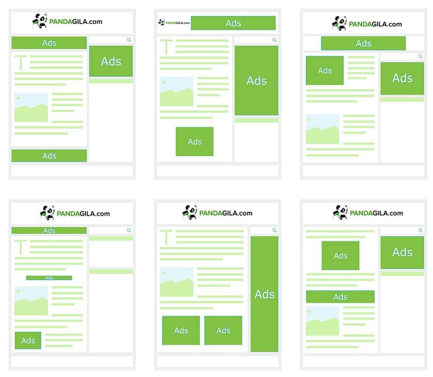 Terlalu banyak iklan di website bisa membuat website lemot