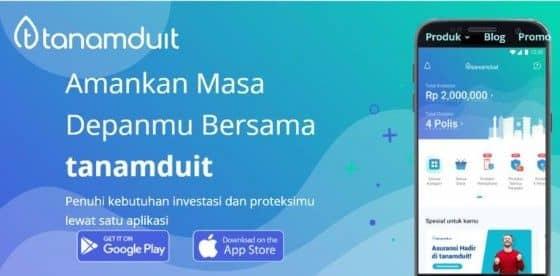 Aplikasi TanamDuit