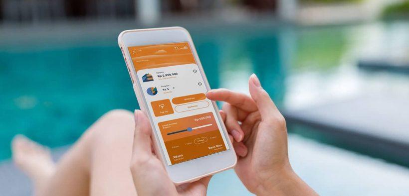 Aplikasi Android untuk investasi saham dan reksadana