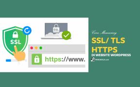 Cara memasang SSL/ TLS HTTPS di Website WordPress