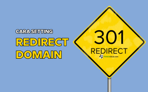 Cara mudah setting redirect domain di cPanel
