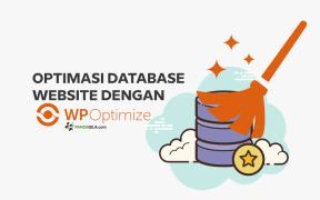 Cara optimasi database WordPress dengan WP Optimize