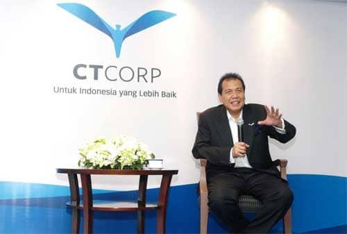 Chairul Tanjung, pemimpin CT Corp