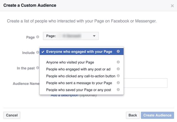 Membuat custom audience di Facebook